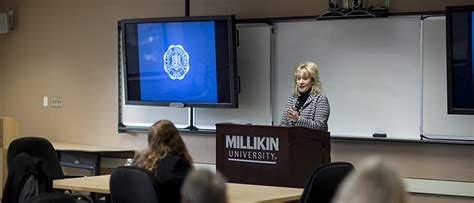 Millikin Executive Mba by Alumni Endowed Internship Program Offers On Work
