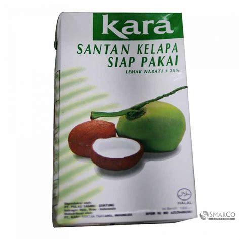 detil produk kara santan km 1000 ml 1014170040006