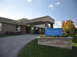 pinecrest nursing home pinecrest manor term care home lucknow on