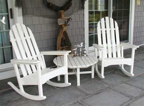 Design For Mainstays Patio Furniture Ideas White Wooden Rocking Chair Outdoor Chair Design Ideas