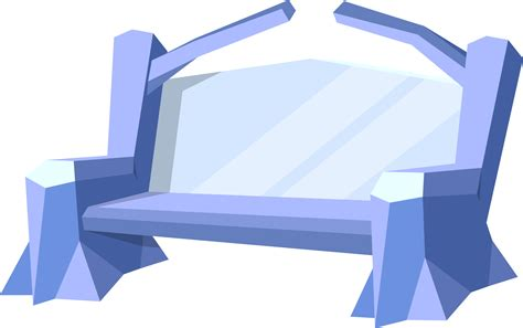 crystal bench crystal bench by misteraibo on deviantart