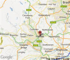 Halifax England Map by Halifax Uk Map Related Keywords Amp Suggestions Halifax Uk