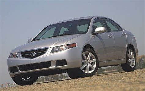 maintenance schedule for 2005 acura tsx openbay
