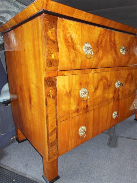 kirschholz kommode orginale kirschholz kommode biedermeier zeit um 1840 50