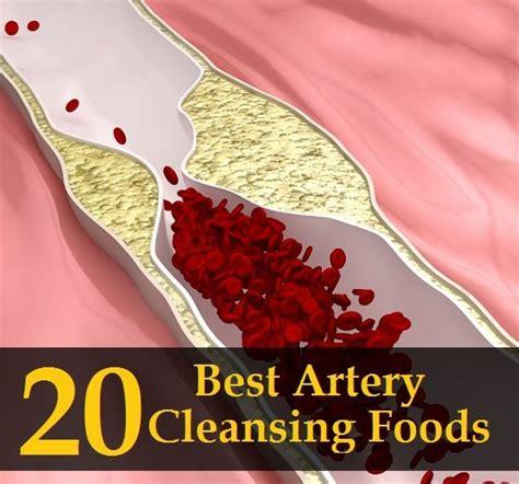 Top 20 Detox Foods by 20 Best Artery Cleansing Foods Health Diy