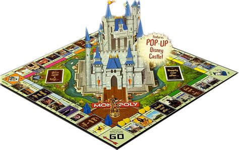 disney world games disney s monopoly board games simplemost