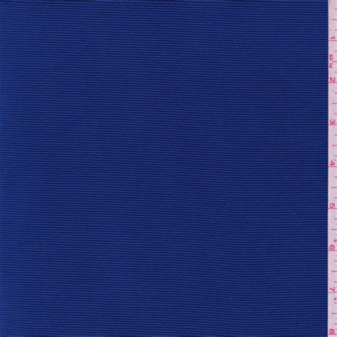 ottoman knit fabric electric blue ottoman double knit 45289 discount fabrics