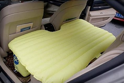 inflatable bed for car inflatable car air mattress