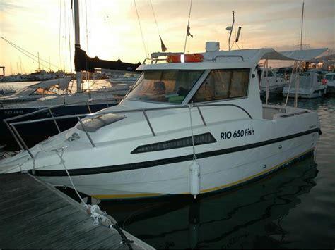 650 cabin fish 650 cabin fish en g 233 rone vedettes rapides d occasion