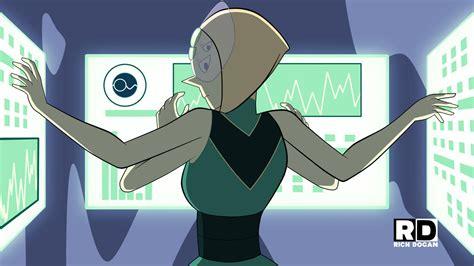 E M O R Y Emerald Series 1219 10 pearl peridot fusion steven universe your meme