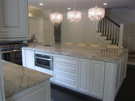 Engineered Quartz Countertops Granite And Engineered Quartz Countertops Traditional