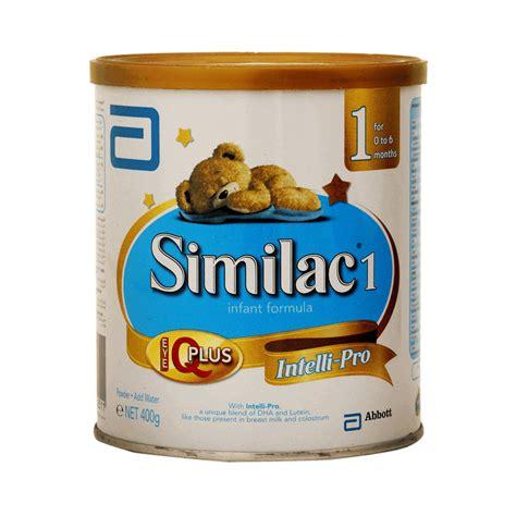 Similac 1 Instant Formula 400gm (0 6 Months)   Baby Milk   Gomart.pk