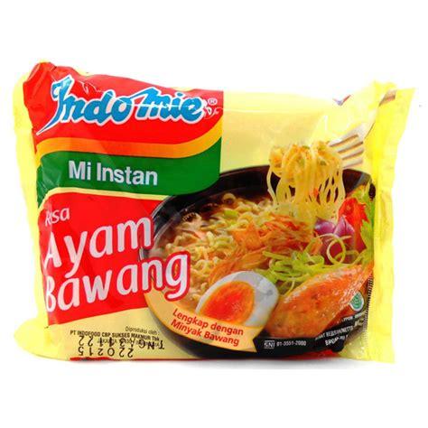 Indomie Ayam Bawang Mie Instan 69 Gram 40 Pcs X 2 Dus mie pasta mataharimall