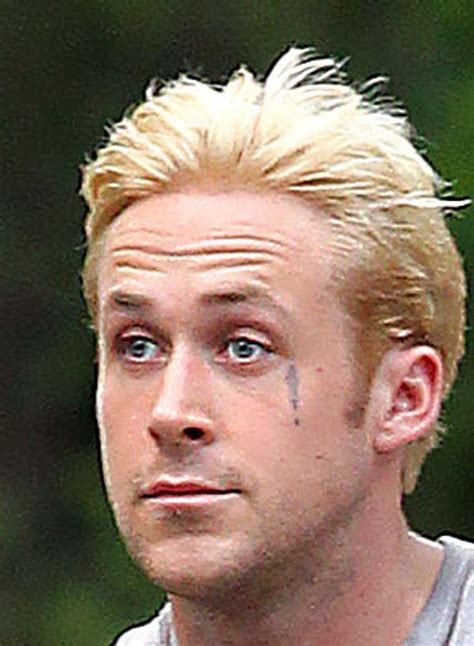 dlisted ryan gosling is yallaw haired now but what the