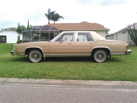 manual cars for sale 1985 mercury marquis engine control mercury grand marquis sedan 1985 xfgiven color xfields color xfgiven color for sale