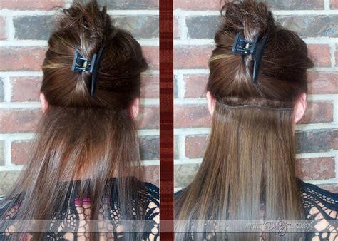 sally hair extension sally hair extensions brown hairs