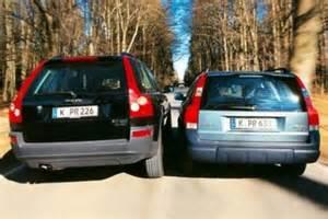 Volvo Xc60 Vs Xc70 Volvo Vergleich Xc90 D5 Gegen Xc70 D5 Bilder Autobild De