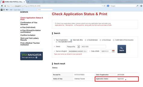 cara membuat visa kunjungan ke korea selatan cara membuat visa korea selatan chocky sihombing
