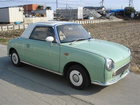 nissan figaro for sale nissan figaro 1991 used for sale