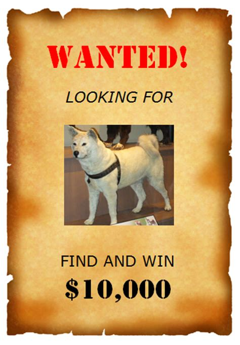 Best Photos Of Wanted Poster Template Microsoft Word Wanted Template Microsoft Word Wanted Wanted Poster Template Microsoft Word