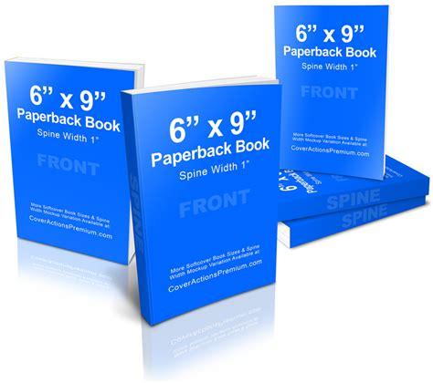 softcover book mockup marketing graphics grafix bank