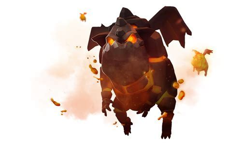 Clash of Clans Lava Hound   Full HD Pictures