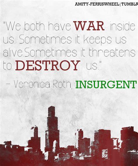 Quotes Film Insurgent | insurgent quotes veronica roth quotesgram