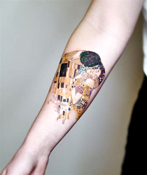 klimt tattoo best 25 klimt ideas on coolest half