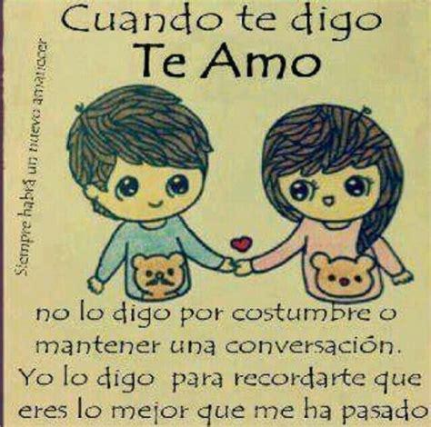 te amo mi amor te amo quotes in spanish quotesgram