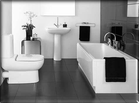 black and white bathroom design bathroom designs