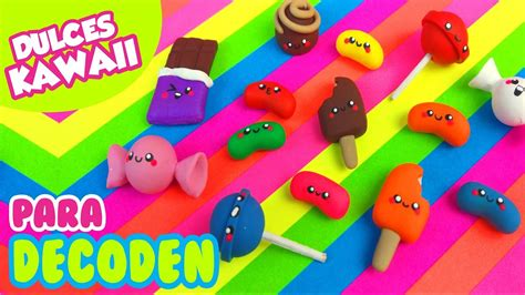 hacer imagenes jpg mas pequeñas dulcesitos kawaii para decoden arcilla polim 233 rica el