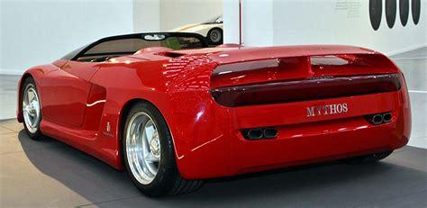 sketchbook historic cars 1990 pininfarina mithos