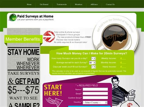 The Best Survey Sites For Money Uk - best 25 legit paid surveys ideas on pinterest free