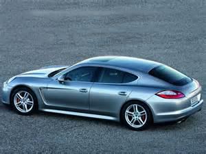 Porsche Panamera 4 Door Porsche Panamera Gran Turismo Four Door Sports Car