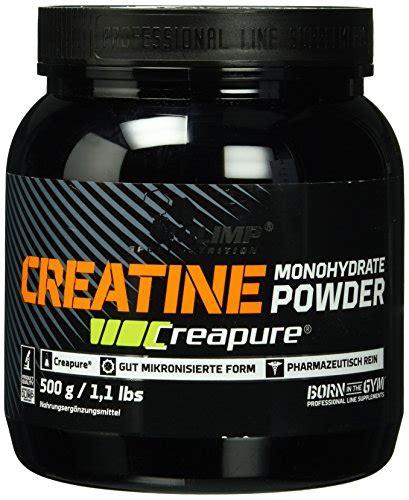 b12 creatine test creatine monohydrate olimp powder 1er pack 1 x 500 g im