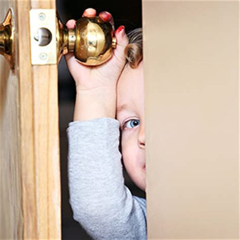 Child The Doors by Top 10 Toddler Fears