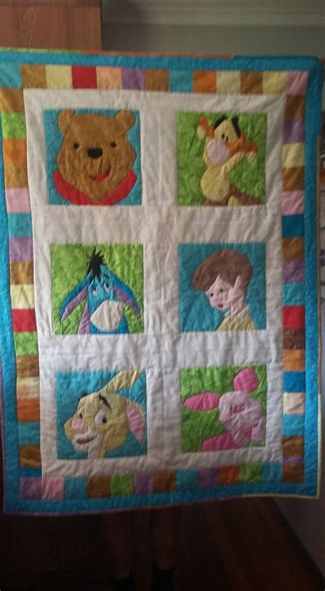 Winnie The Pooh Quilt Pattern by 17 Best Images About Winnie The Pooh On Disney