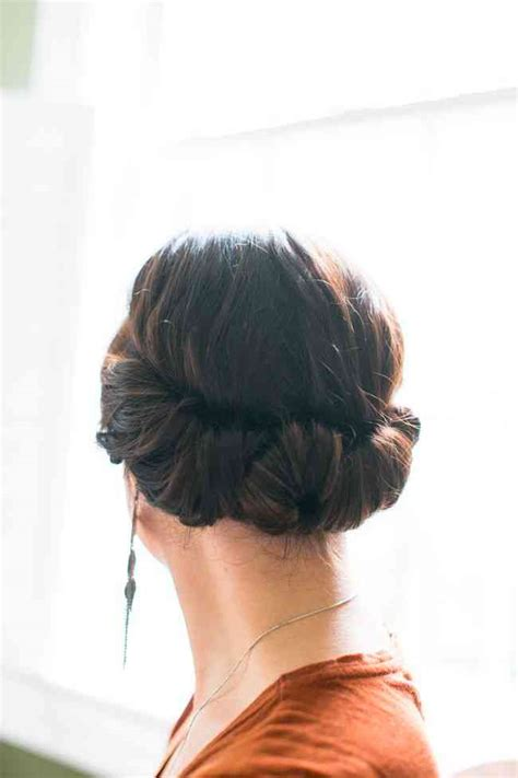 simple hairstyles with one elastic 15 cute easy hairstyles tutorials in less than 10 minutes