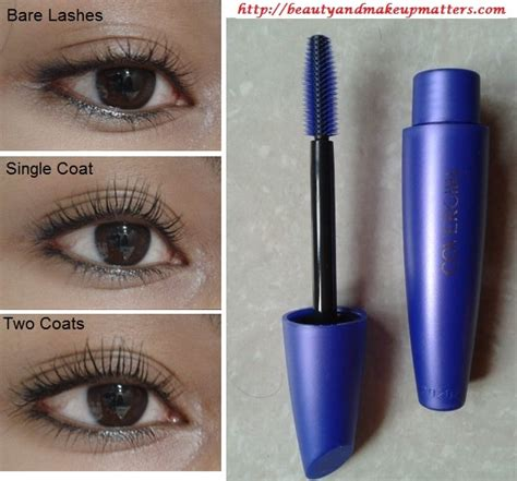Cover Volume Exact Mascara Expert Review by Covergirl Lash Blast Fusion Mascara Black Review