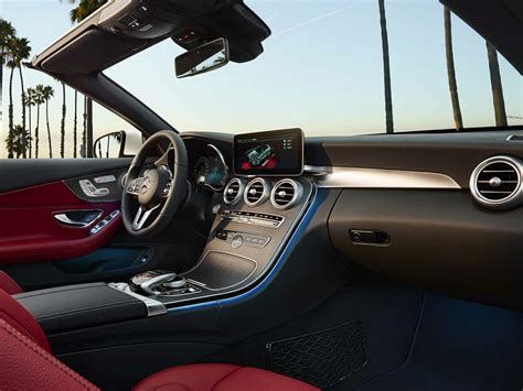 mercedes c 2019 interior new 2019 mercedes c class price photos reviews