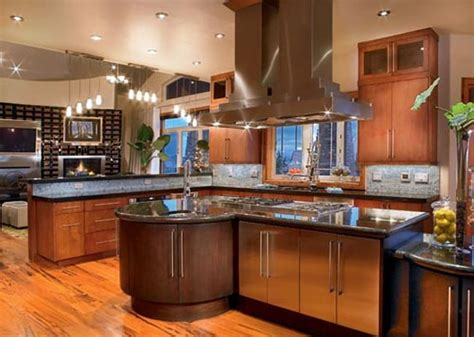 Kitchen Island Cooktop by 17 Best Images About Island Cooktop On Maple