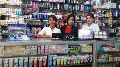 Rak Toko Kosmetik toko kosmetik lengkap depok jual peralatan kosmetik