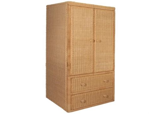 wicker tv armoire tva57 wicker tv armoire