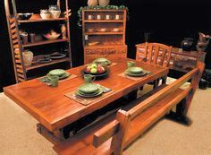 Western Style Dining Room Sets by Dining Rooms On Pinterest Western Style Westerns And