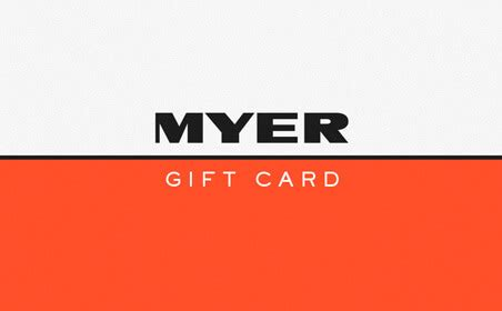 Where Can I Buy Myer Gift Card - myer gift card digital gift cards prezzee