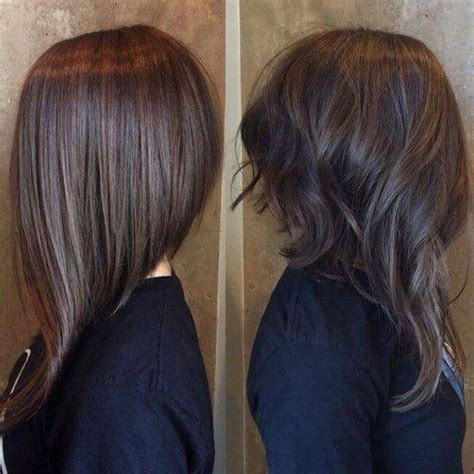 back of aline hair cuts best 25 long aline bob ideas on pinterest long aline