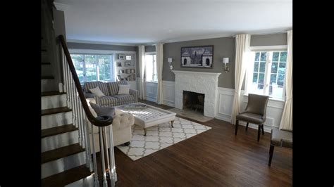 home remodel tips colonial home renovation before and after youtube