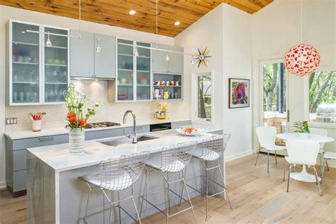 Pacific Nw Mid Century Kitchen Nw Remodel Midcentury Kitchen By