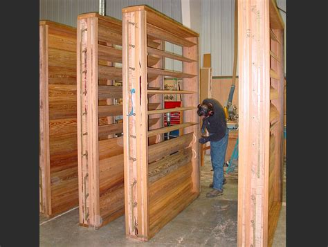 louvered doors exterior exterior doors louver 6 northstar woodworks