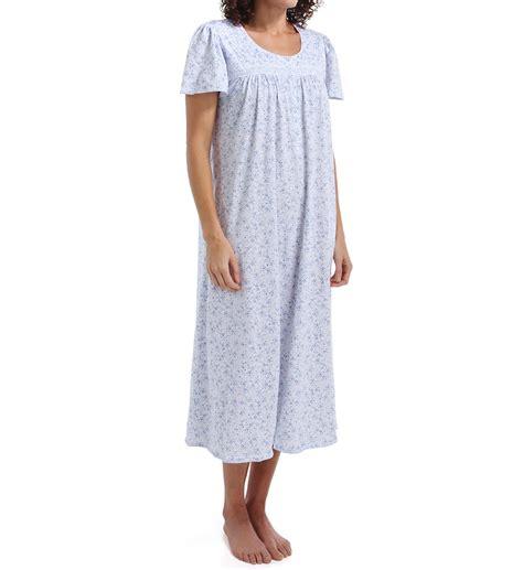 Flowery Sleepwear flowery sleeve ballet nightgown 8414954